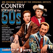 Various Artists: Country Top Hits of the Fifties