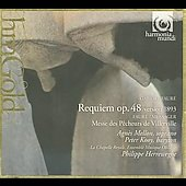 Fauré: Requiem [1893 Version] / Herreweghe, Mellon, Kooy, Chapelle Royale, et al