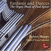 Spicer: Fanfares and Dances, Suite, etc / Robert Sharpe