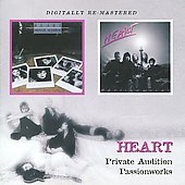 Heart: Private Audition/Passionworks [Slipcase]