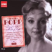 Icon - Lucia Popp - Mozart, Handel, Schubert, Dvorak, et al