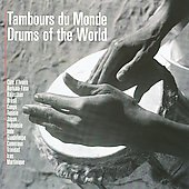 Various Artists: Drums of the World [Playasound 2009]