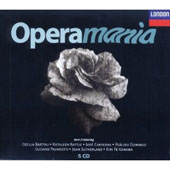Operamania (Box Set)