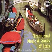 Various Artists: Traditional Music & Songs of Italy