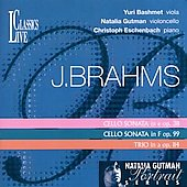 Brahms: Cello Sonatas Opp. 38 & 99; Trio, Op. 114