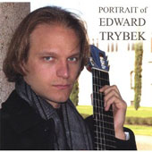 Portrait of Edward Trybek