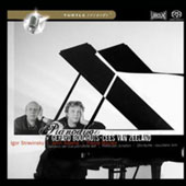 Stravinsky: Concerto for 2 pianos; Adams: Hallelujah Junction; Boulez: Structures, Book 2 [Hybrid SACD]
