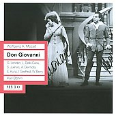 Wolfgang Amadeus Mozart: Don Giovanni