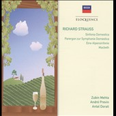 Strauss: Alpine Sym/Sinfonia Domestica/MacBeth