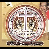 Various Artists: The Gospel Music Celebration Pt. 1: Tribute to Bishop G.E. Patterson [Deluxe Edition] [2CD and 1DVD] [Digipak]