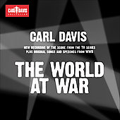 City of Prague Philharmonic Orchestra/Carl Davis (Conductor): Carl Davis: The World at War