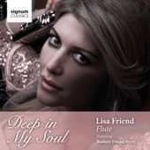 Deep In My Soul / Music for Flute