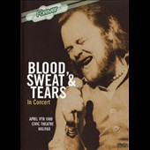 Blood, Sweat & Tears: In Concert: 1980 Civic Theater