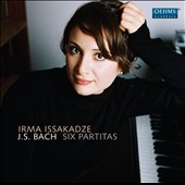 Bach: Six Partitas / Issakadze, piano