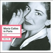 Maria Callas in Paris