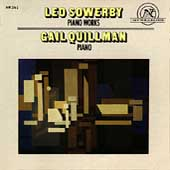 Sowerby: Piano Works / Gail Quillman