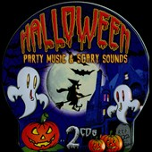 Various Artists: Halloween Party Music & Scary Sounds