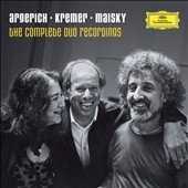 Argerich, Kremer, Maisky: The Complete Duo Recordings