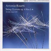 Rosetti: String Quartets Op. 6 / Arioso-Quartett