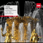 Handel: Water Music / Marriner, ASMF