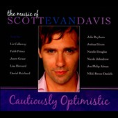 Various Artists: The  Cautiously Optimistic: The Music of Scott Evan Davis [Digipak]