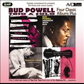 Bud Powell: Four Classic Albums Plus: Strictly Powell/The Genius of Bud Powell/Swingin' with Bud/Piano Interpretations by Bud Powell
