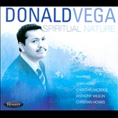 Donald Vega: Spiritual Nature [Digipak]
