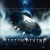 Vision Divine: Destination Set To Nowhere [Special Edition] [Digipak]