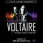 Cabaret Voltaire: Live from London