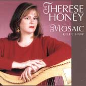 Theresa Honey: Mosaic: Celtic Harp *