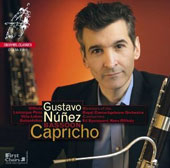 Gubaidulina, Olthuis, Pons & Villa-Lobos: Capricho - Music for Bassoon & String Orchestra; Gustavo N&uacute;&ntilde;ez, bassoon