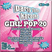 Karaoke: Party Tyme Karaoke: Girl Pop, Vol. 20
