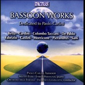 Bassoon Works: Betta, Cardini, Colombo Taccani, De Pablo, & more
