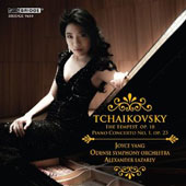 Tchaikovsky: The Tempest; Piano Concerto No. 1 / Joyce Yang, piano