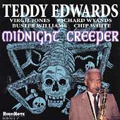 Teddy Edwards: Midnight Creeper