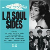 Various Artists: Dore L.A. Soul Sides