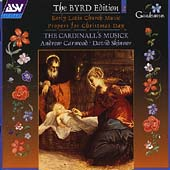 The Byrd Edition, Vol. 2: Propers for Christmas Day / Carwood, Skinner, Cardinall's Musick