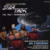 Jay Chattaway: Star Trek: The Next Generation, Vol.4