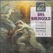 Wagner: Das Rheingold / Krauss, Hotter, Malaniuk, et al
