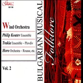 Various Artists: Bulgarian Musical Folklore 2