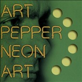 Art Pepper: Neon Art, Vol. 3