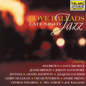 Various Artists: Love Ballads: Late Night Jazz