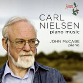 Carl Nielsen: Piano Music / John McCabe, piano