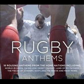 Rugby Anthems [Crimson 2015]