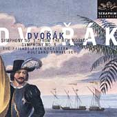 Dvorak: Symphonies no 8 & 9 / Sawallisch, Philadelphia