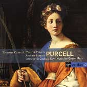 Purcell: Odes for St. Cecilia'a Day, etc / Taverner Consort