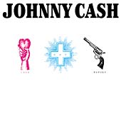 Johnny Cash: Love, God, Murder [3 CD] [Box]