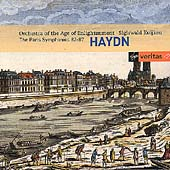 Haydn: The Paris Symphonies no 82-87 / Kuijken, et al