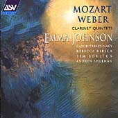 Mozart & Weber: Clarinet Quintets / Emma Johnson