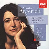 Martha Argerich - Live from the Concertgebouw 1978 & 1979